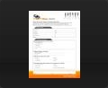 design thumbnail of Moved Motor Sport Reseller Application Form