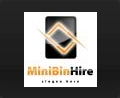 design thumbnail of Mini Bin Hire Logo