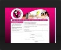 Web design and web development thumbnail of Perfectly Maid Contact Form