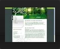 Web design and web development thumbnail of Urban Forest Web Site (v2)