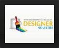 Web design and web development thumbnail of Designer Novelties
